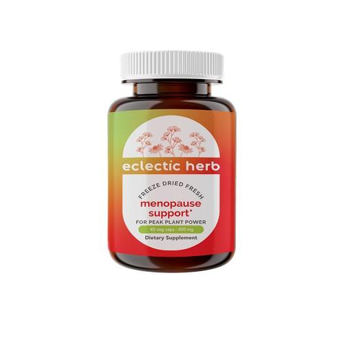 Eclectic Institute Inc Menopause Support - 45 Caps