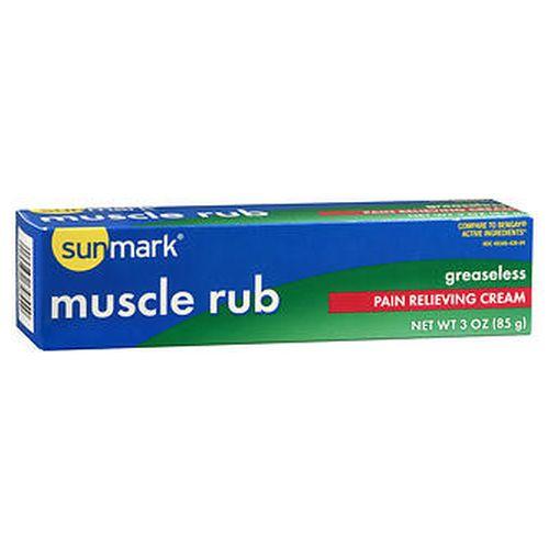 Sunmark - Muscle Rub 3 Oz by Sunmark