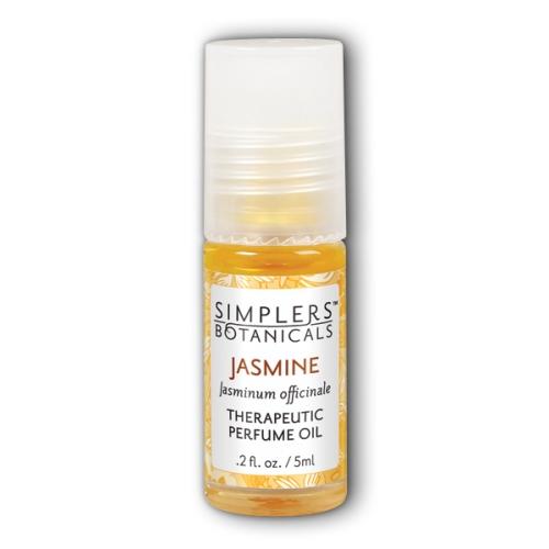 Jasmine Perfume 5 ml by Simplers Botanicals(Zand)
