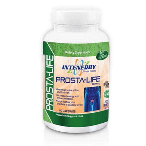 Intenergy - Prosta-Life 60 Caps by Intenergy