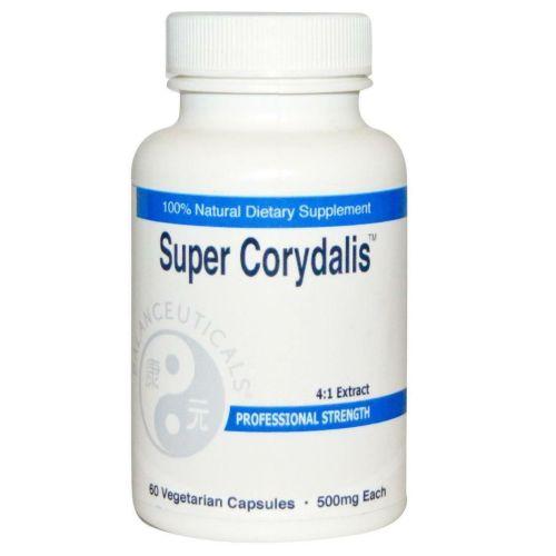 Balanceuticals - Super Corydalis Extract 60 Veg Caps by Balanceuticals
