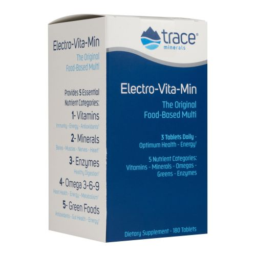 Trace Minerals - Electro-Vita-Min Daily 5 6 Tabs by Trace Minerals