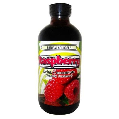 Natural Sources - Raspberry Concentrate 8 Oz by Natural Sources