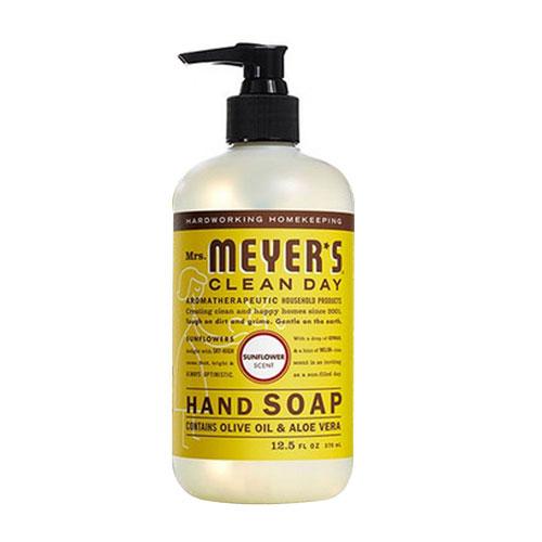 Liquid Hand Soap Refill Basil 33 Oz by Mrs Meyers