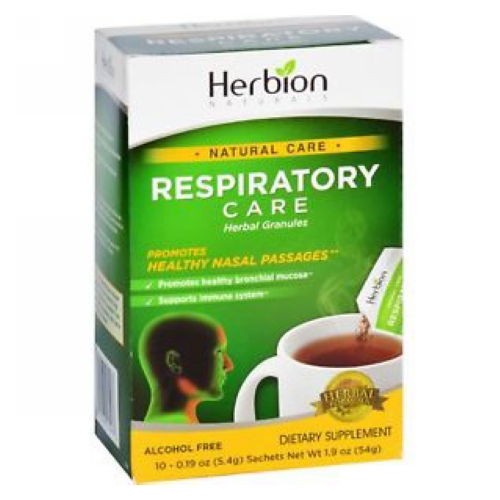 Herbion - Respiratory Care 10 Packets by Herbion
