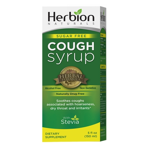 Herbion Naturals - Throat Syrup 5 oz by Herbion Naturals
