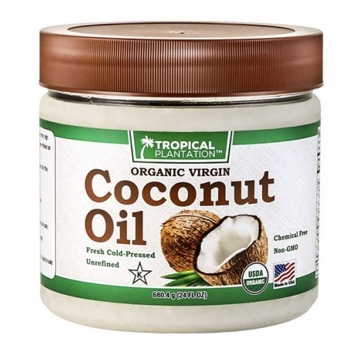 Lily Of The Desert - Organic Virgin Coconut Oil 24 oz by Lily Of The Desert