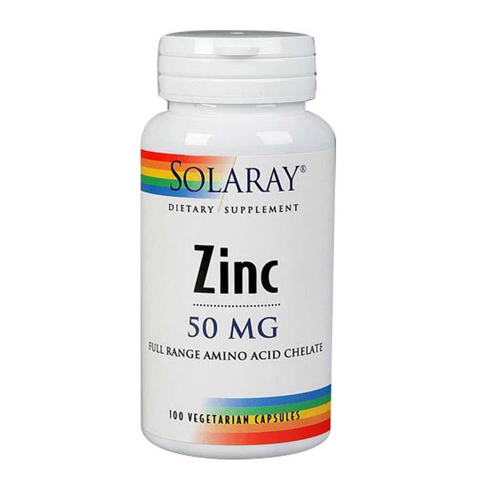 Zinc 100 Caps by Solaray