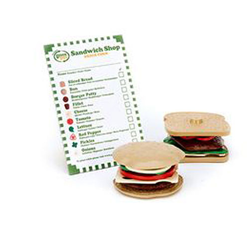 Sandwich Shop 1 Count by Green Toys