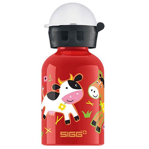 SIGG Water Bottle - Born Pink, Live Green .4 L