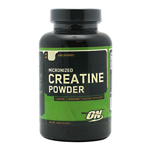 CREATINE POWDER Unflavored 150g by Optimum Nutrition