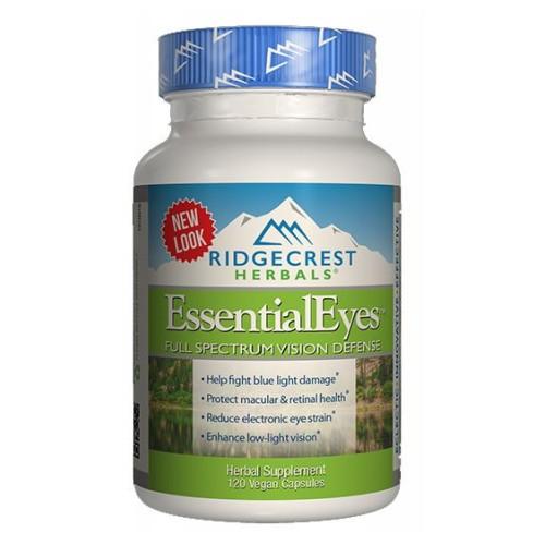 Ridgecrest Herbals - Essential Eyes 120 Vcaps by Ridgecrest Herbals