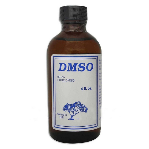 Nature's Gift - DMSO 99.9% Glass 4 Oz by Nature's Gift