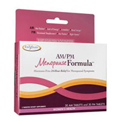 Enzymatic Therapy Woman's Choice AM/PM Menopause - 60 Tabs