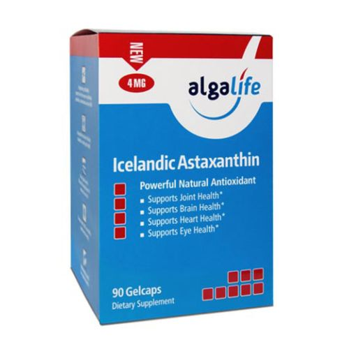 Algalife - Icelandic Astaxanthin 90 Caps by Algalife