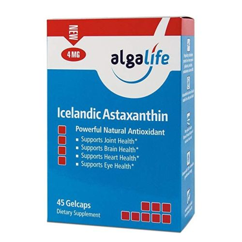 Algalife - Icelandic Astaxanthin 45 Caps by Algalife