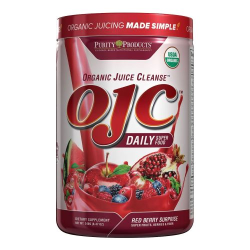 Purity Products - Organic Juice Cleanse Red Berry Surprise 8.47 oz by Purity Products