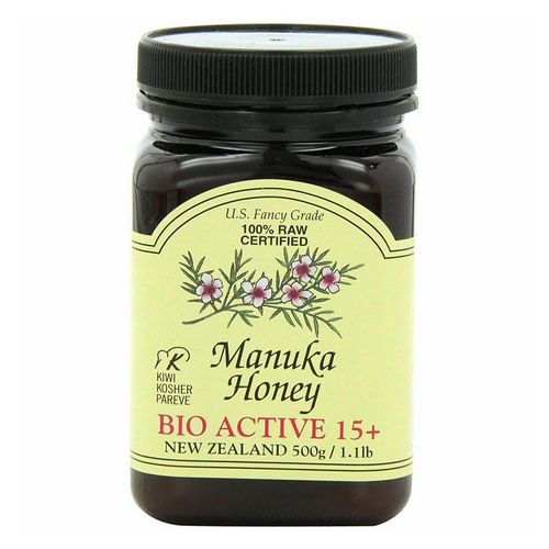 Pacific Resources - Manuka Honey Bio Active 15 Plus 1.1 lbs by Pacific Resources