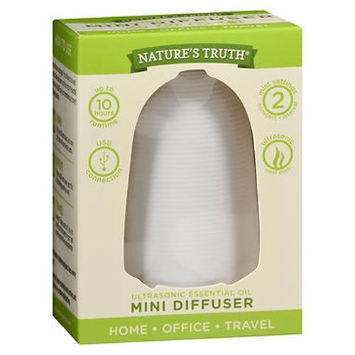 Essential Oil Mini Diffuser 1 Count by Natures Truth