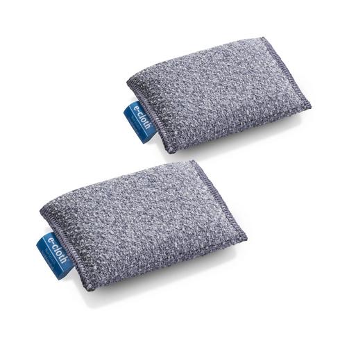 Non-Scratch Scrubbing Pad 2 Count by E-Cloth Non-Scratch Scrubbing Pad 2 Count by E-Cloth