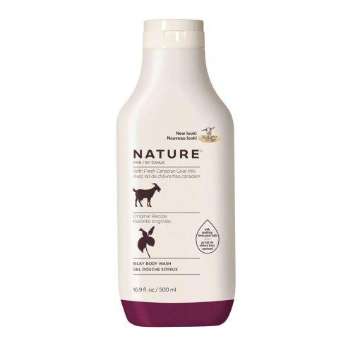 Goats Milk Body Wash Original Formula 16.9 Oz by Canus Goats Milk