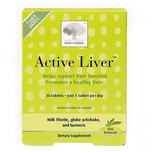 New Nordic US Inc - Active Liver 30 Tabs by New Nordic US Inc
