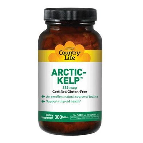 Country Life - Arctic-Kelp 300 Tabs by Country Life