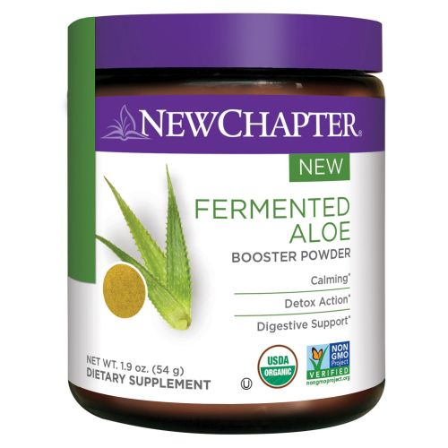 New Chapter - Fermented Aloe Booster Powder 54 Grams by New Chapter