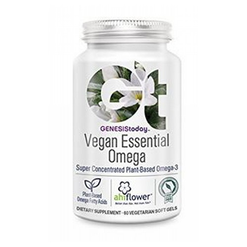 Genesis Today - Vegan Essential Omega 60 Count by Genesis Today