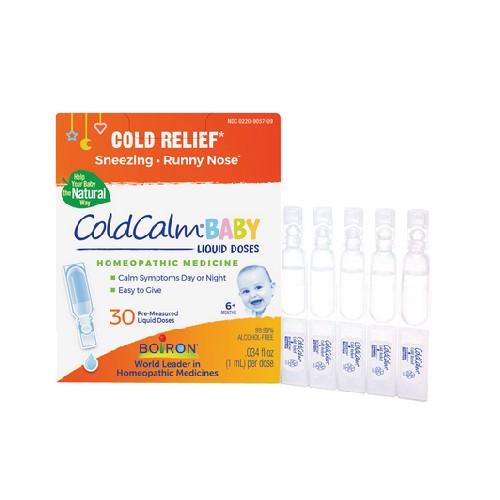 Boiron - Coldcalm Liquid 30 Dose by Boiron