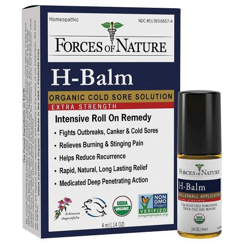 Forces of Nature - H-Balm Control Extra Strength 4 ml by Forces of Nature