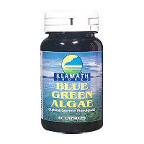 American Health Klamath Shores Blue Green Algae - 120 Caps