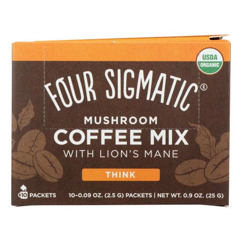 Four Sigmatic - Coffee Lions Mane Mushroom 0.9 Oz by Four Sigmatic