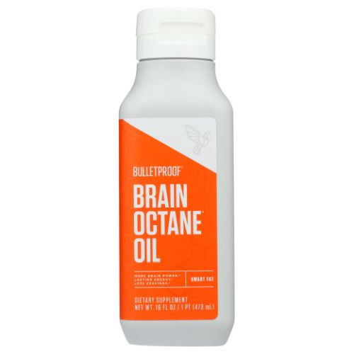 Brain Octane 16 Oz by Bulletproof
