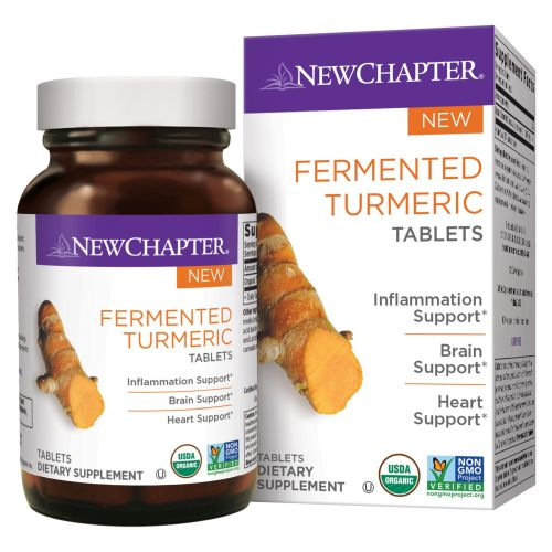 New Chapter - Fermented Turmeric 96 Tabs by New Chapter