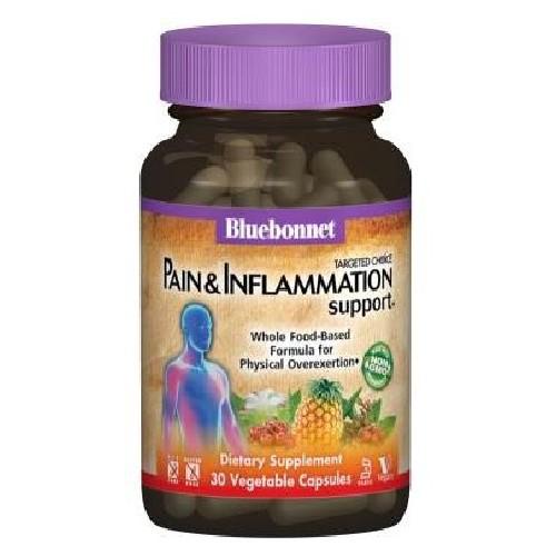 Bluebonnet Nutrition - Pain & Inflammation 30 Veg Caps by Bluebonnet Nutrition