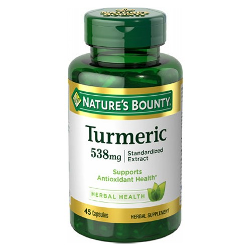 Nature's Bounty - Tumeric Standardized Extra 24 X 45 Count by Nature's Bounty