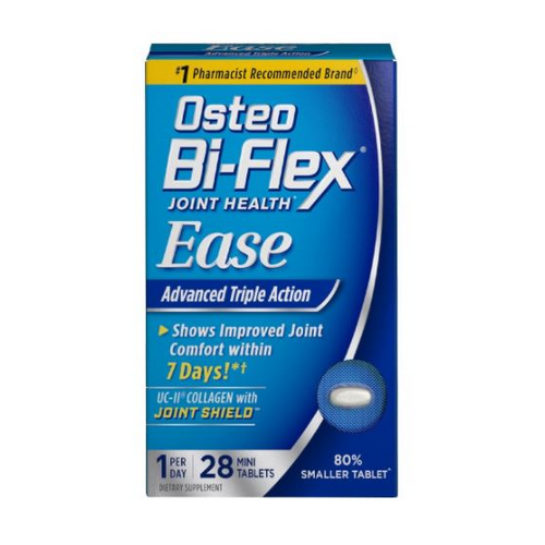 Osteo Bi-Flex - Ease Advanced Triple Action 24 X 7 Mini Tabs by Osteo Bi-Flex