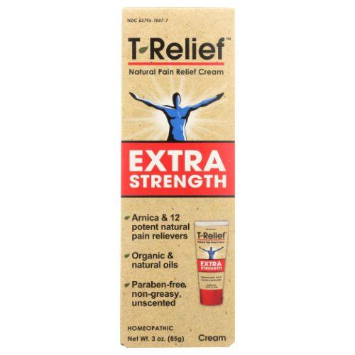 MediNatura - Extra Strength Pain Relief Cream 3 Oz by MediNatura