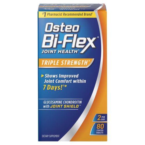 Osteo Bi-Flex - Triple Strength 12 X 120 Tabs by Osteo Bi-Flex