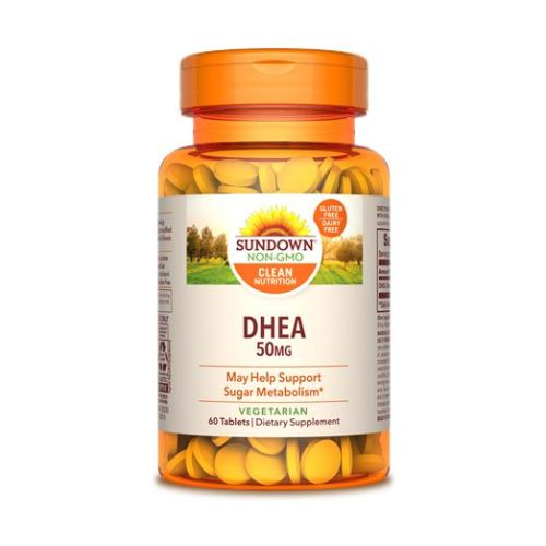 Sundown Naturals - Sundown Naturals Dhea 12 X 60 Tabs by Sundown Naturals