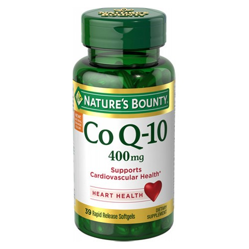 Nature's Bounty - Co Q-10 24 X 39 Softgels by Nature's Bounty
