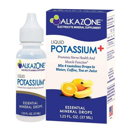 Liquid Potassium 1.25 Oz by Alkazone