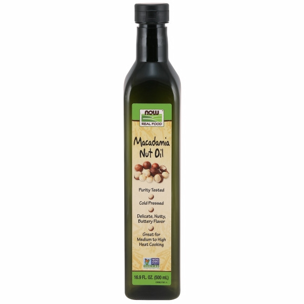 Now Foods - Macadamia Nut Oil 16.9 Oz by Now Foods