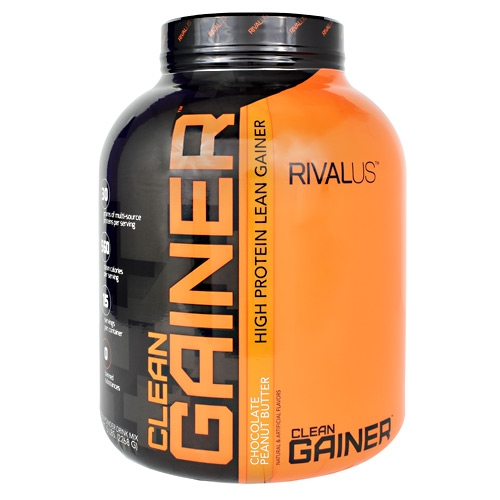 Clean Gainer Chocolate Peanut Butter 5 lbs by Rivalus
