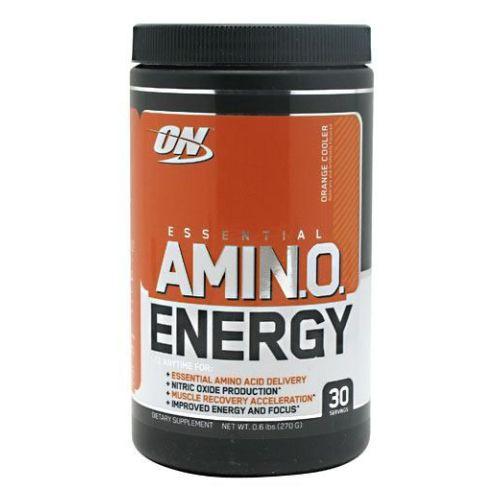 Optimum Nutrition - Amino Energy Orange 30 serving / 9.5 oz by Optimum Nutrition