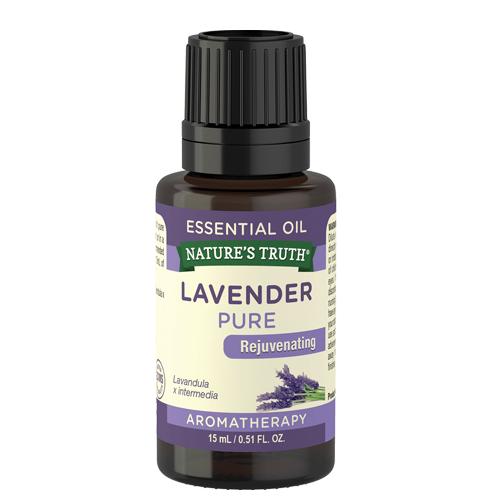 Natures Truth Essential Oil - Lavender .51 Oz