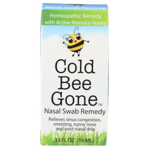 COLD BEE GONE - Cold Bee Gone Nasal Swab Remedy 10 ml by COLD BEE GONE