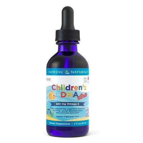 Nordic Naturals - Children's DHA Xtra Liquid 2 Oz by Nordic Naturals