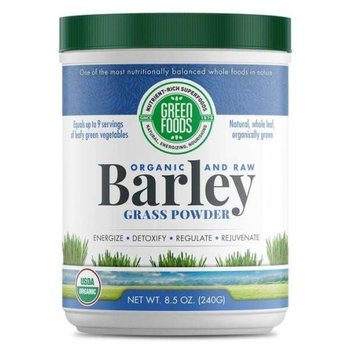 Green Foods Corporation - Organic Barley Grass Powder 16.9 Oz by Green Foods Corporation